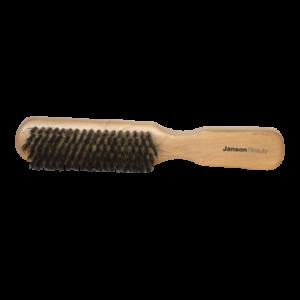 JB (HB030) Wooden Hair Brush Hard Slim Handle