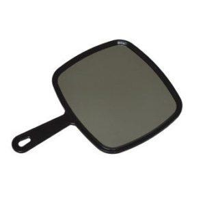 JB (CM007) Hand Mirror Black