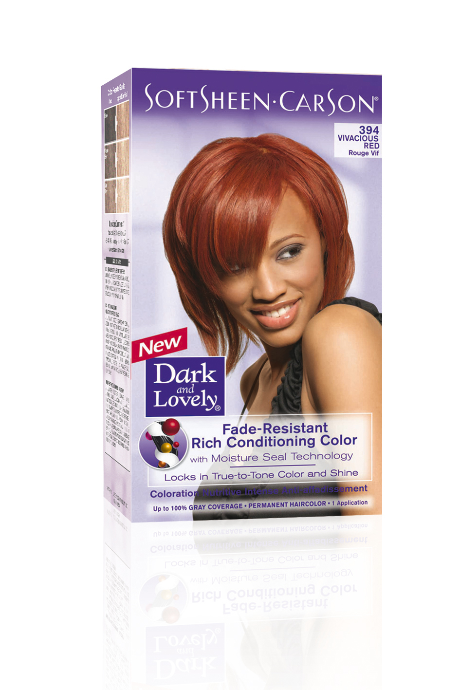 Dark Lovely Hair Colour Vivacious 394 Janson Beauty